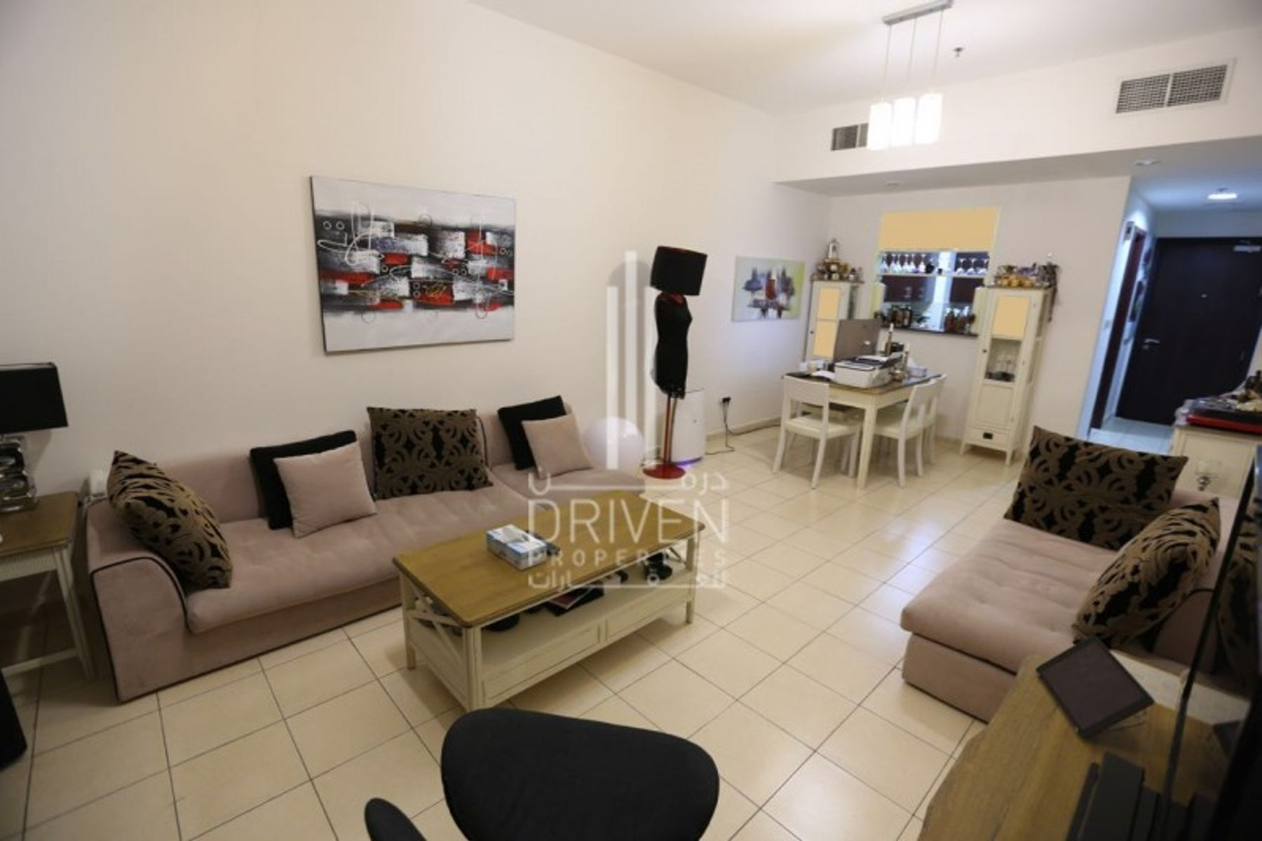 Spacious 1 Bed Apartment  | on Low Floor