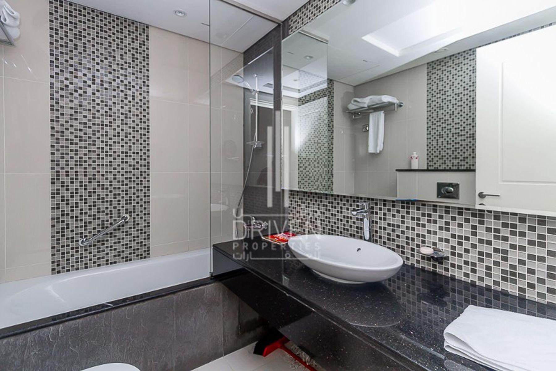 Apartment for Rent in Damac Maison The Distinction - Downtown Dubai