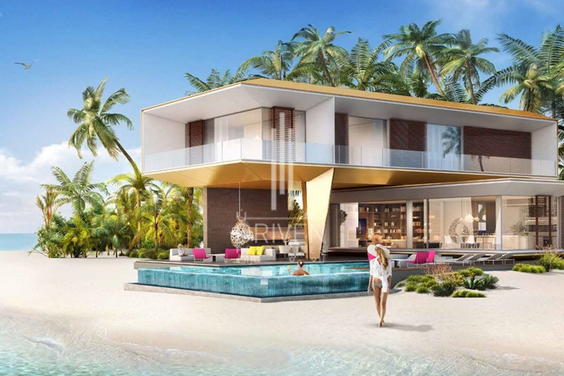 Villa for Sale in Germany Island - The World Islands