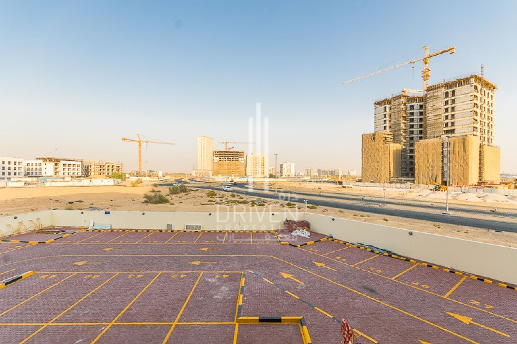 Residential Building for Sale in Al Awazi Residences - Dubai Residence Complex