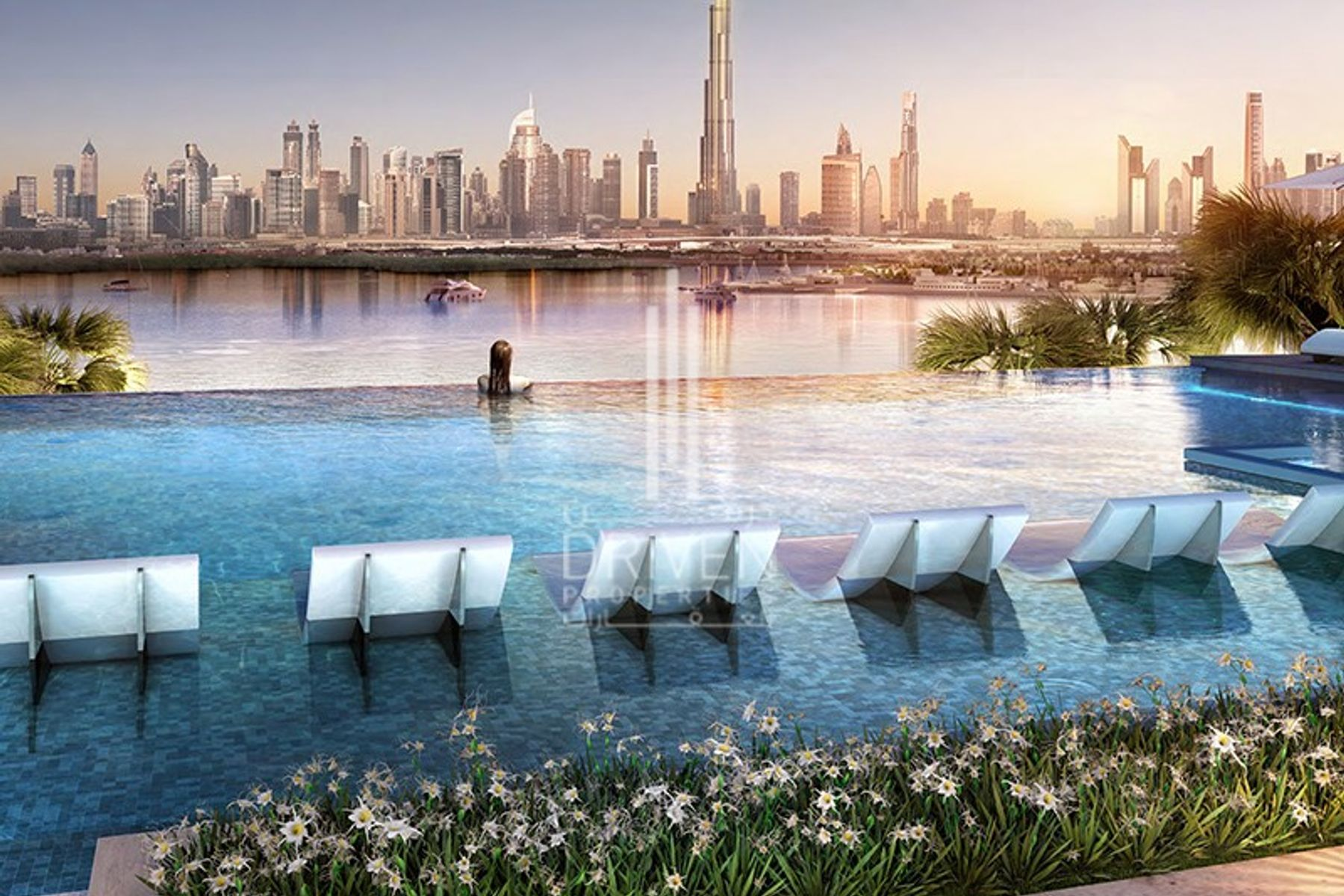 Apartment for Sale in The Grand, Dubai Creek Harbour