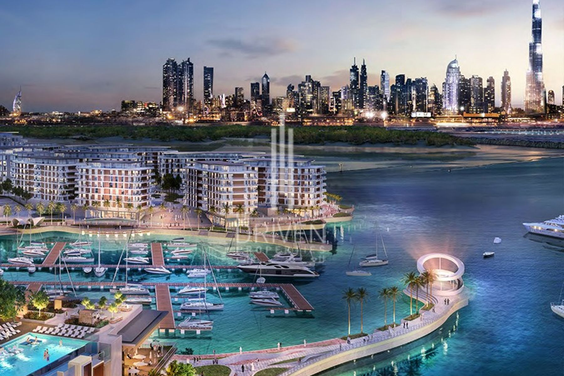 Apartment for Sale in The Grand - Dubai Creek Harbour