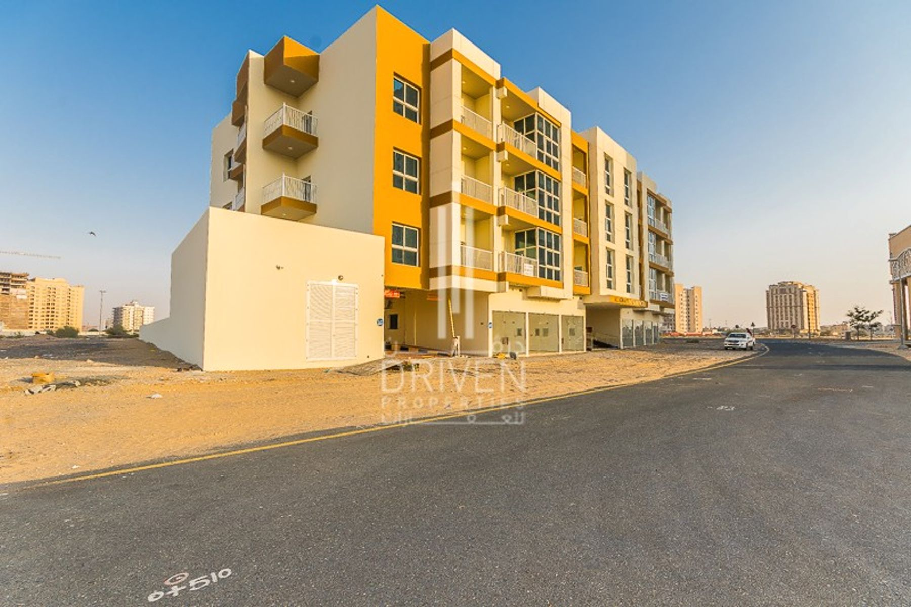 New Residential Bldg. | Great Investment