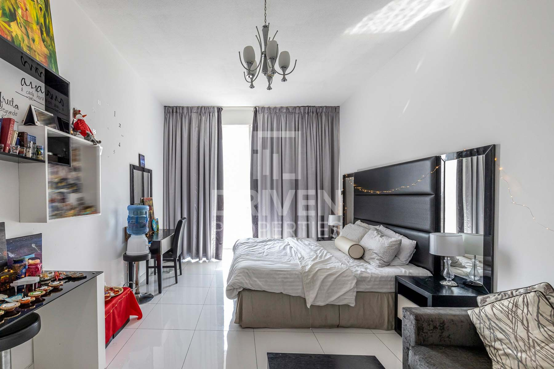 12 Cheques | Fully Furnished Studio Unit