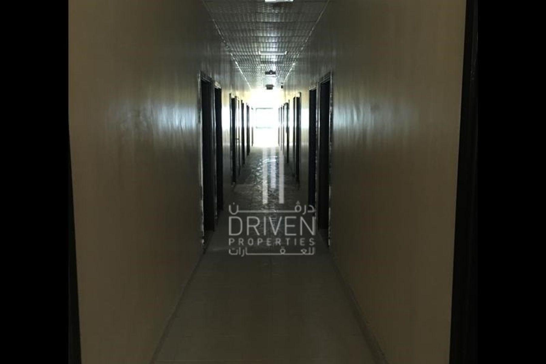 للبيع - مخيم عمال - المرحلة 1 - مجمع دبي للإستثمار
