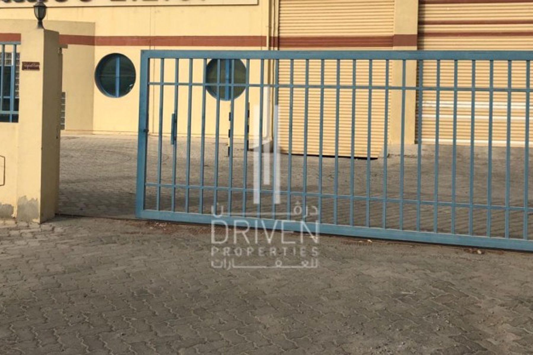 Warehouse for Sale in Freezone North - Jebel Ali