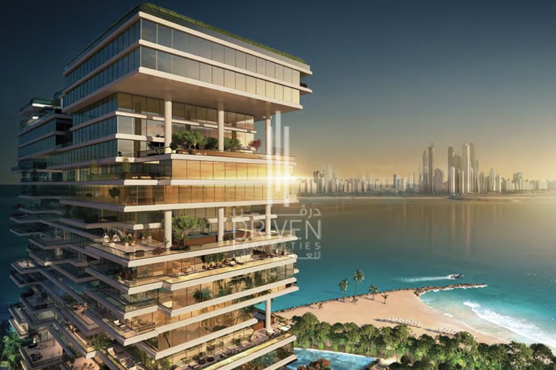 Penthouse for Sale in One at Palm Jumeirah, Palm Jumeirah