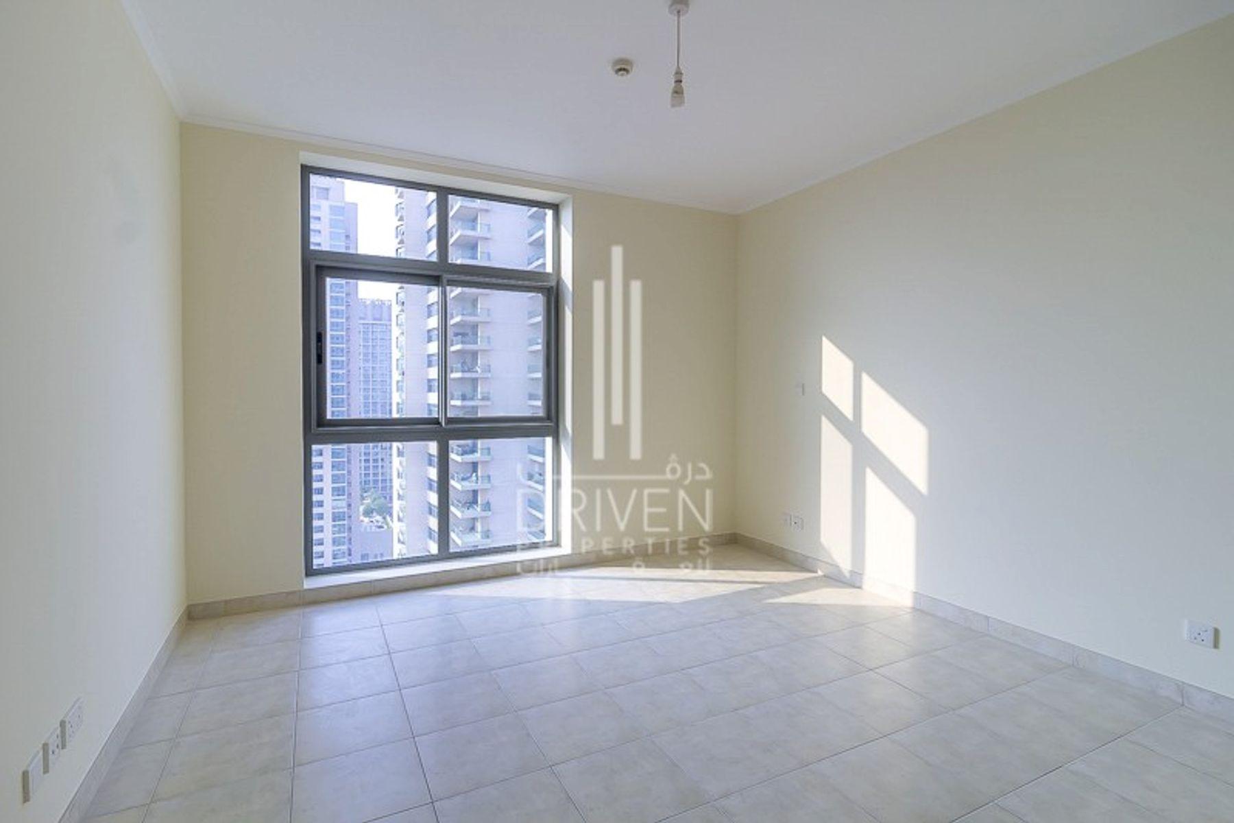 للايجار - شقة - برج لينكس الغربي - ذا فيوز