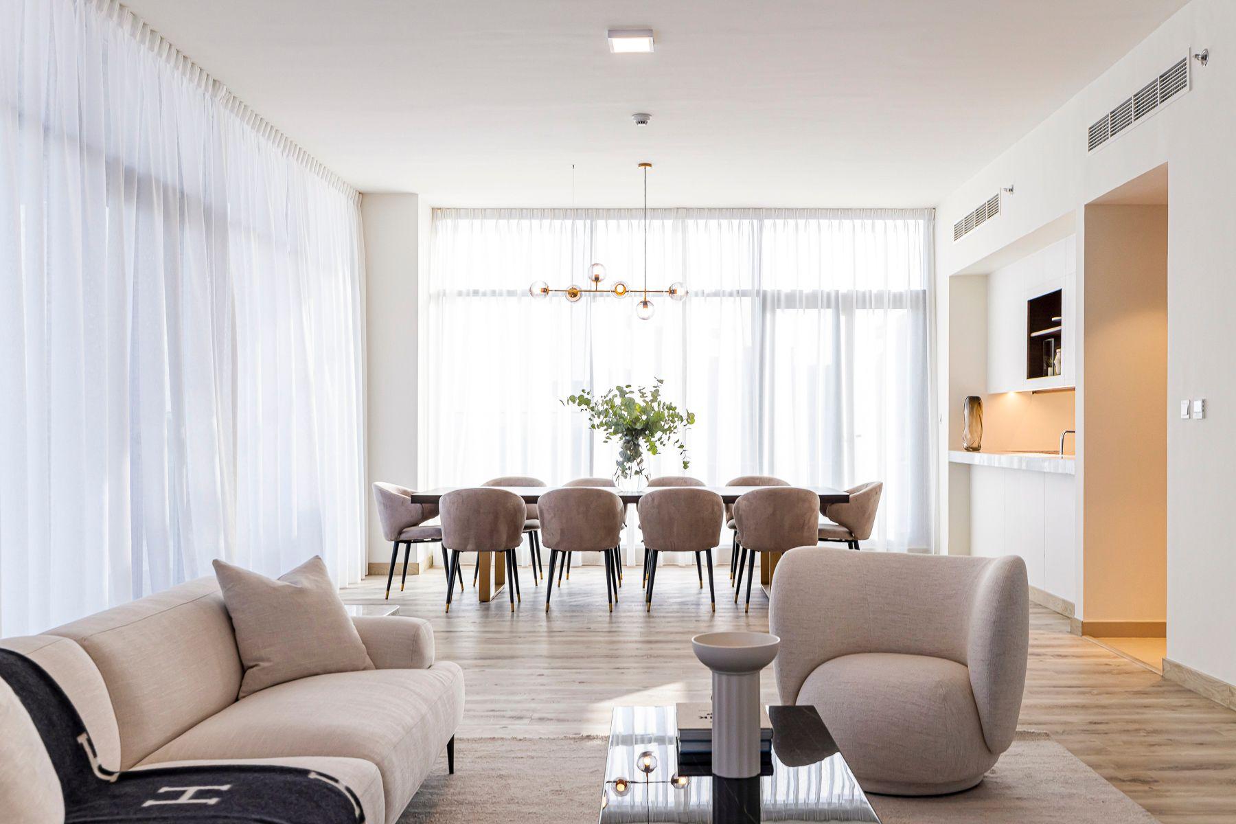 2,650 قدم مربع  شقة - للايجار - دبي هيلز استيت