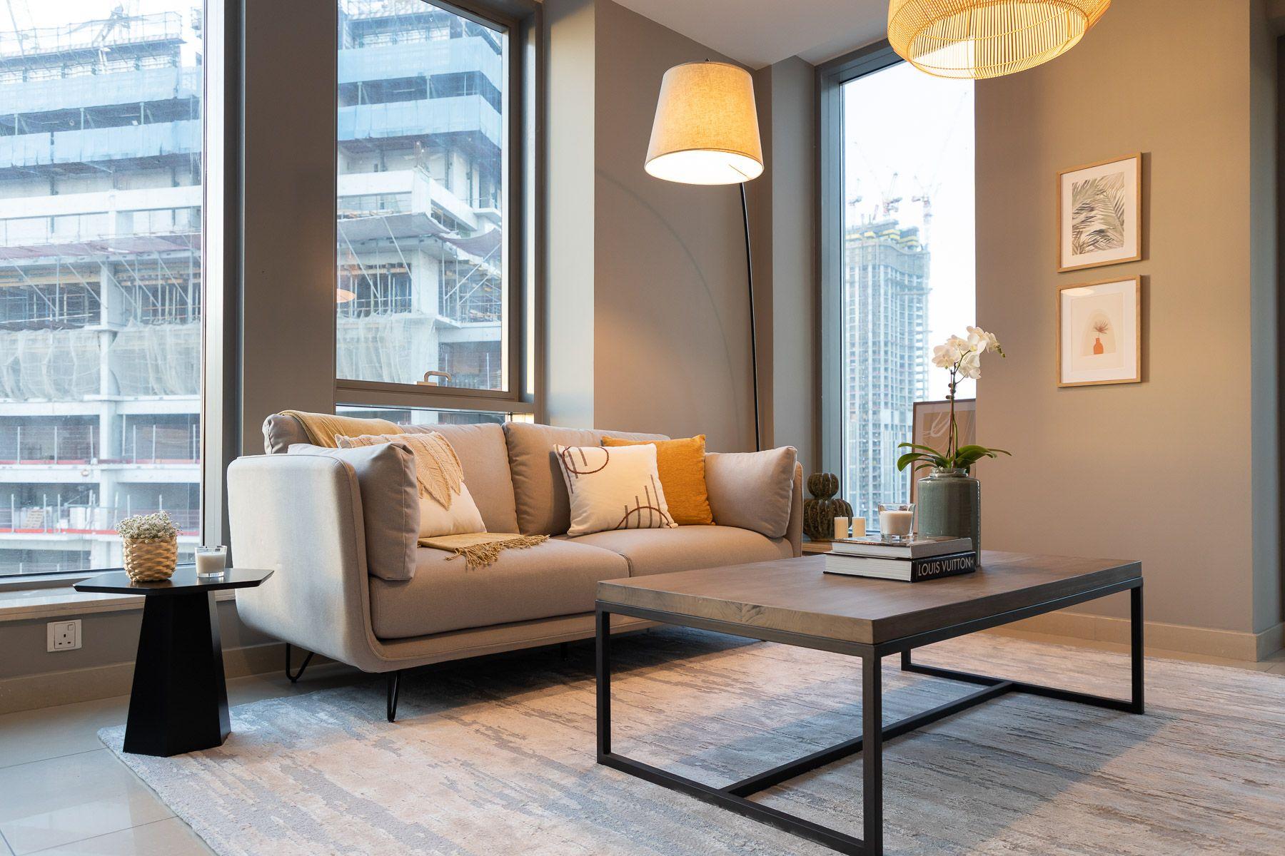 Apartment for Rent in 29 Burj Boulevard Tower 1 - Downtown Dubai