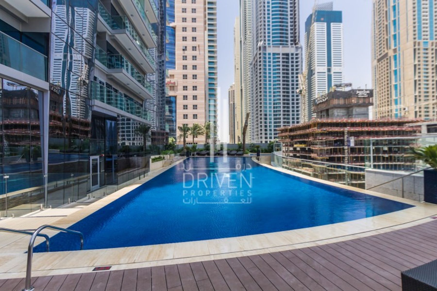 Huge and Spacious 2 Bed Apt| Marina Views