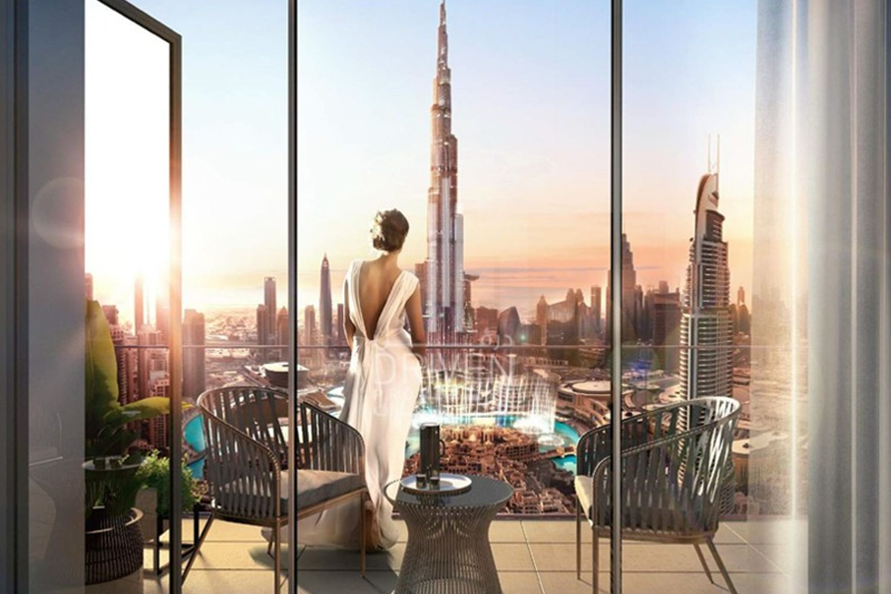 1 BR FULL BURJ VIEW | ONLY 5% ON BOOKING