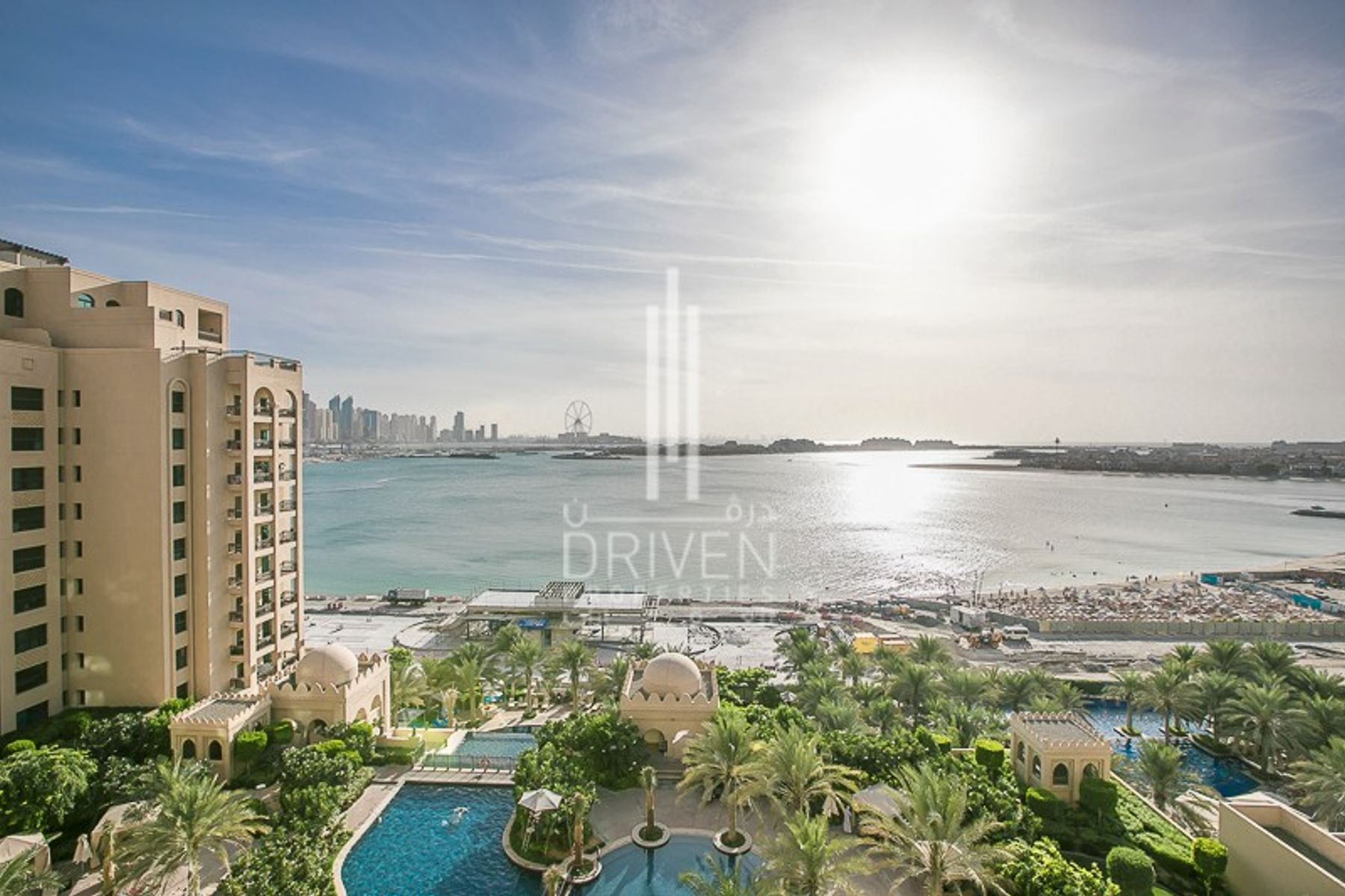 Apartment for Sale in The Fairmont Palm Residence South, Palm Jumeirah