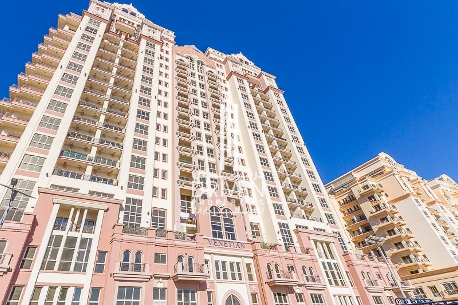Apartment for Sale in Venetian - Dubai Sports City