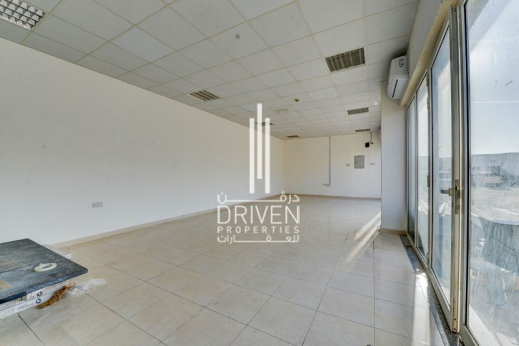 Fully fitted Retail space in Jebel Ali