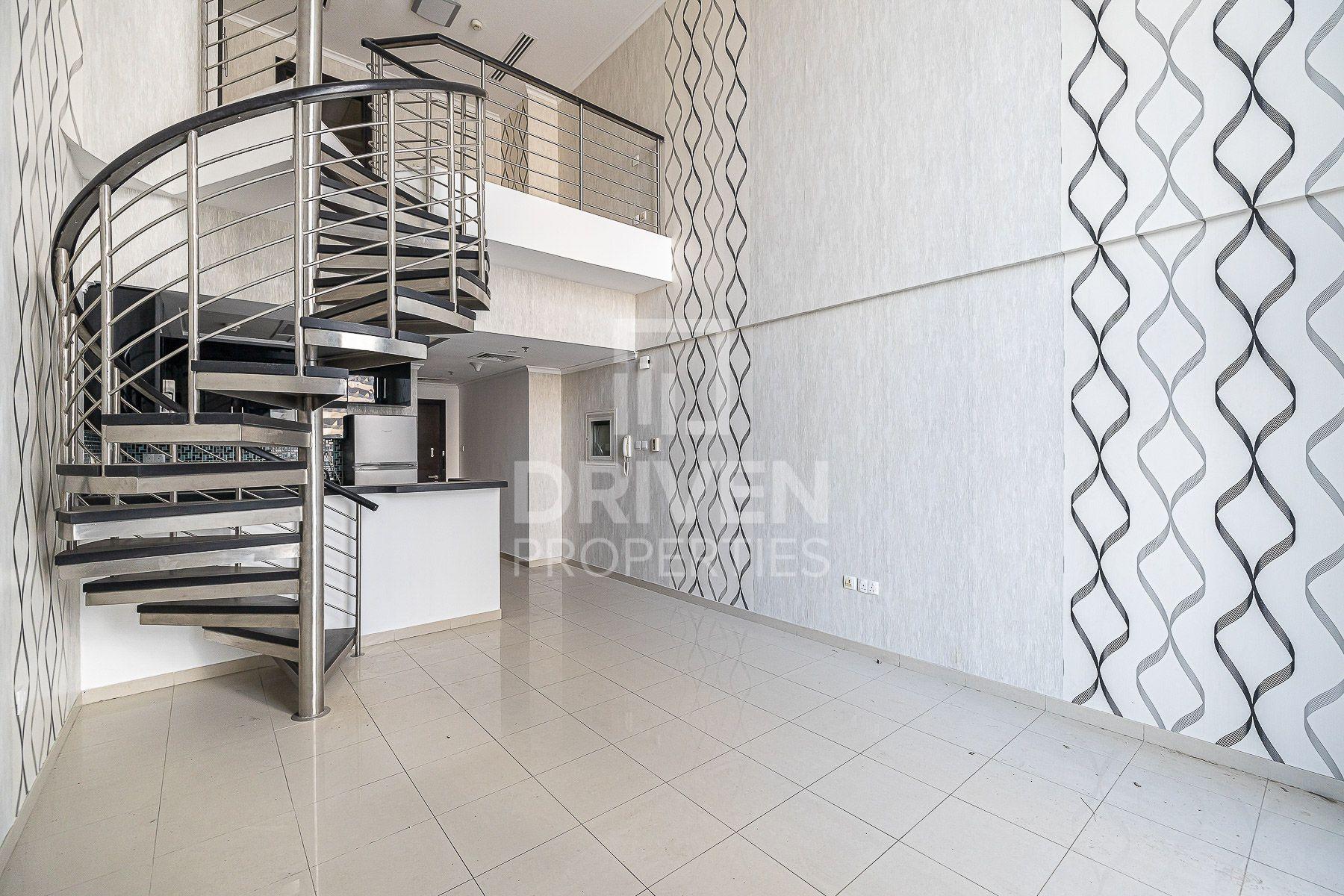 للايجار - شقة - برج بوتانيكا - دبي مارينا