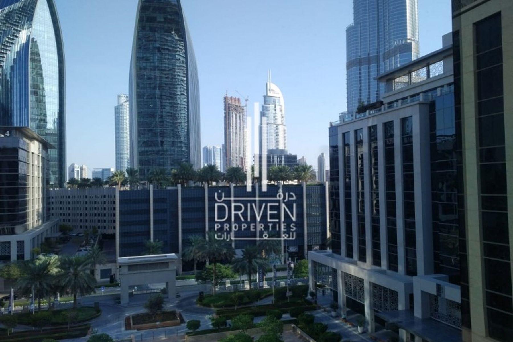 للايجار - مكتب - مبنى 4 - دبي وسط المدينة
