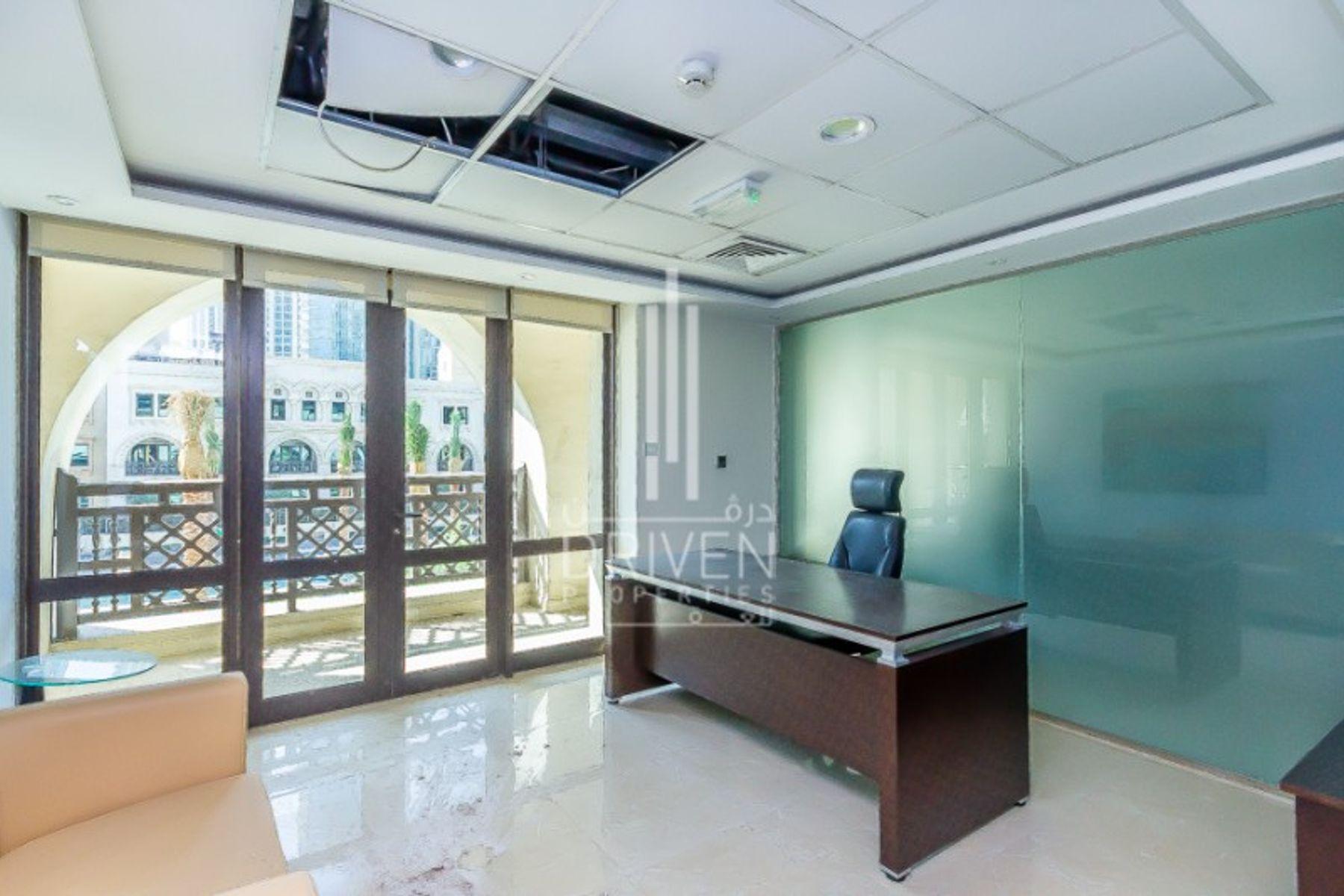 Office for Rent in Al Saaha - Downtown Dubai