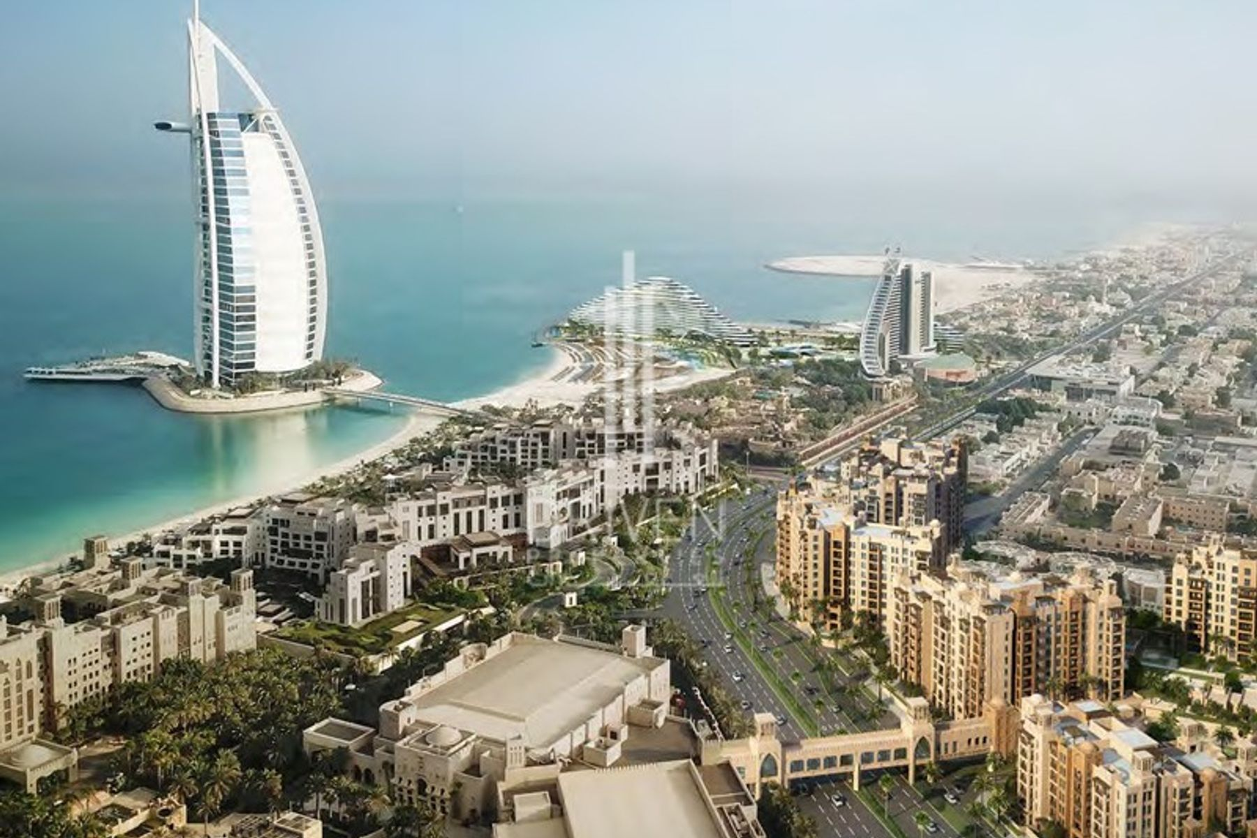 Exclusive Community Near to Burj Al Arab