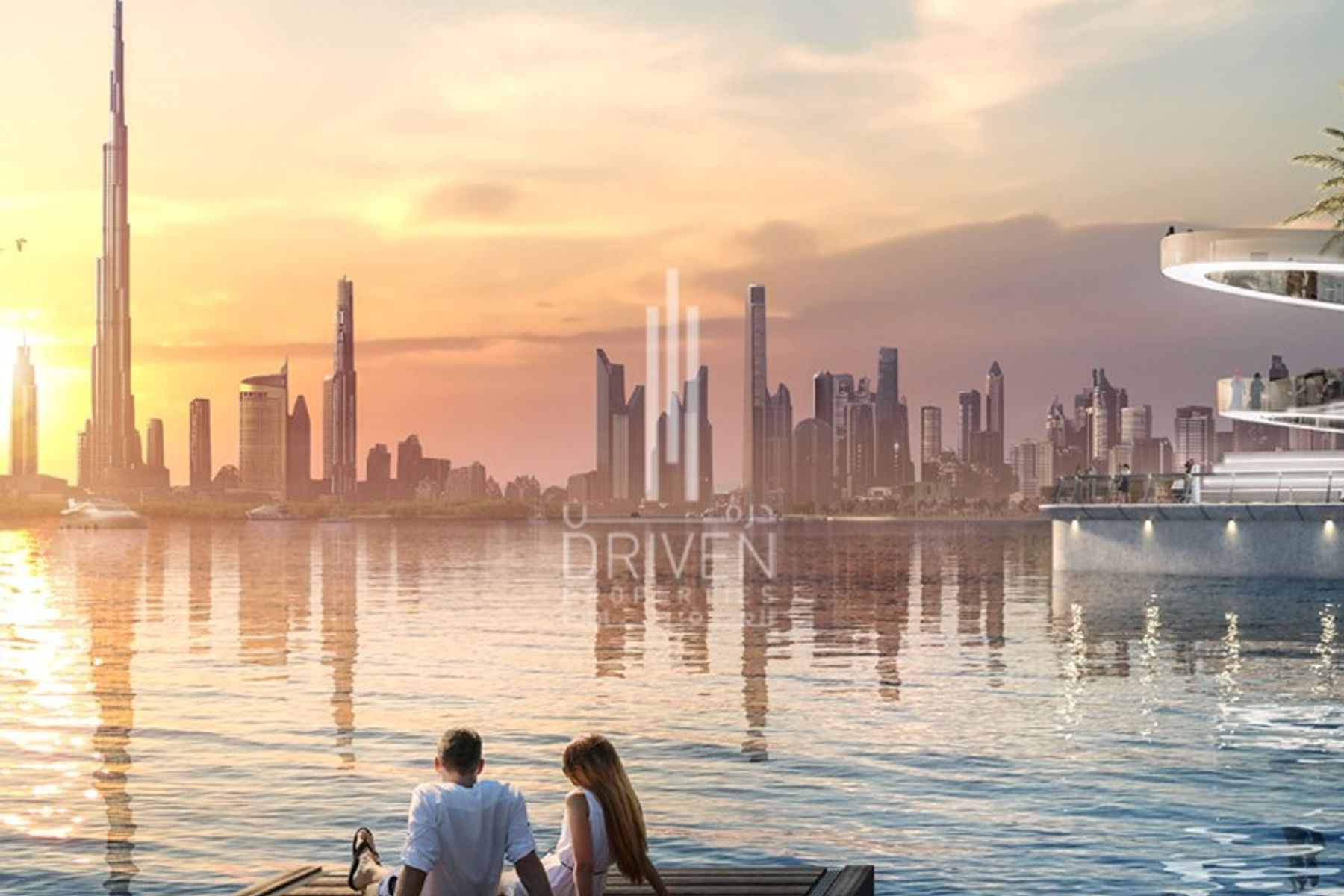 Apartment for Sale in Creek Beach - Dubai Creek Harbour