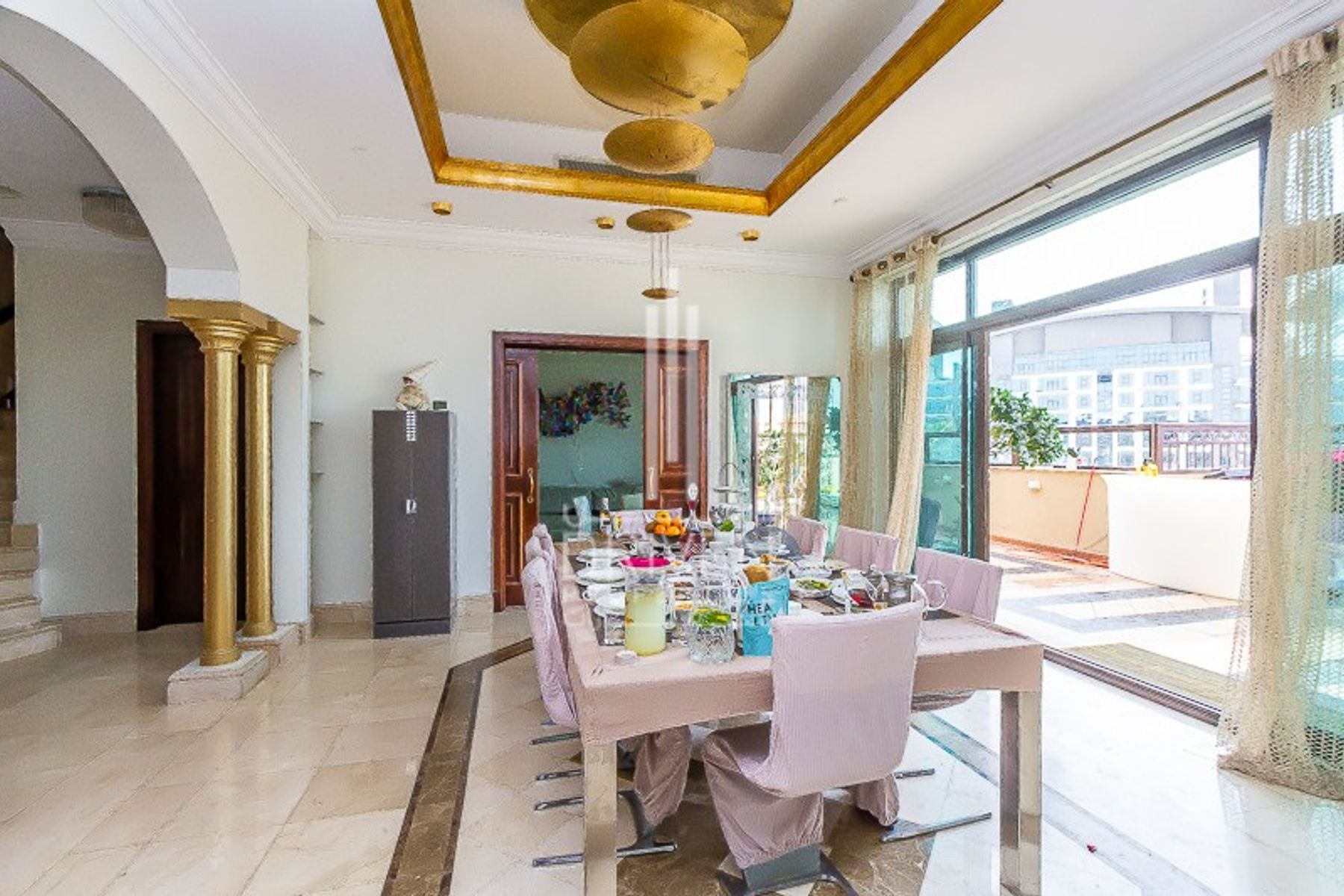 Penthouse for Sale in The Fairmont Palm Residence North - Palm Jumeirah