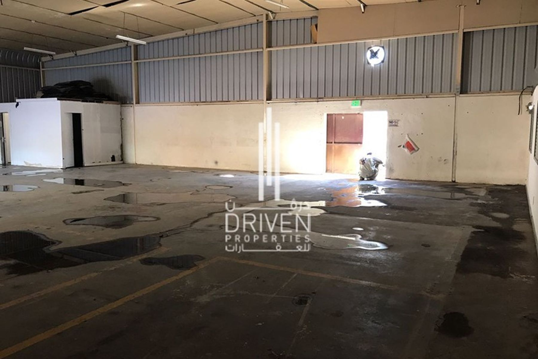 Well-Maintained Warehouse w/ 80 KW Power