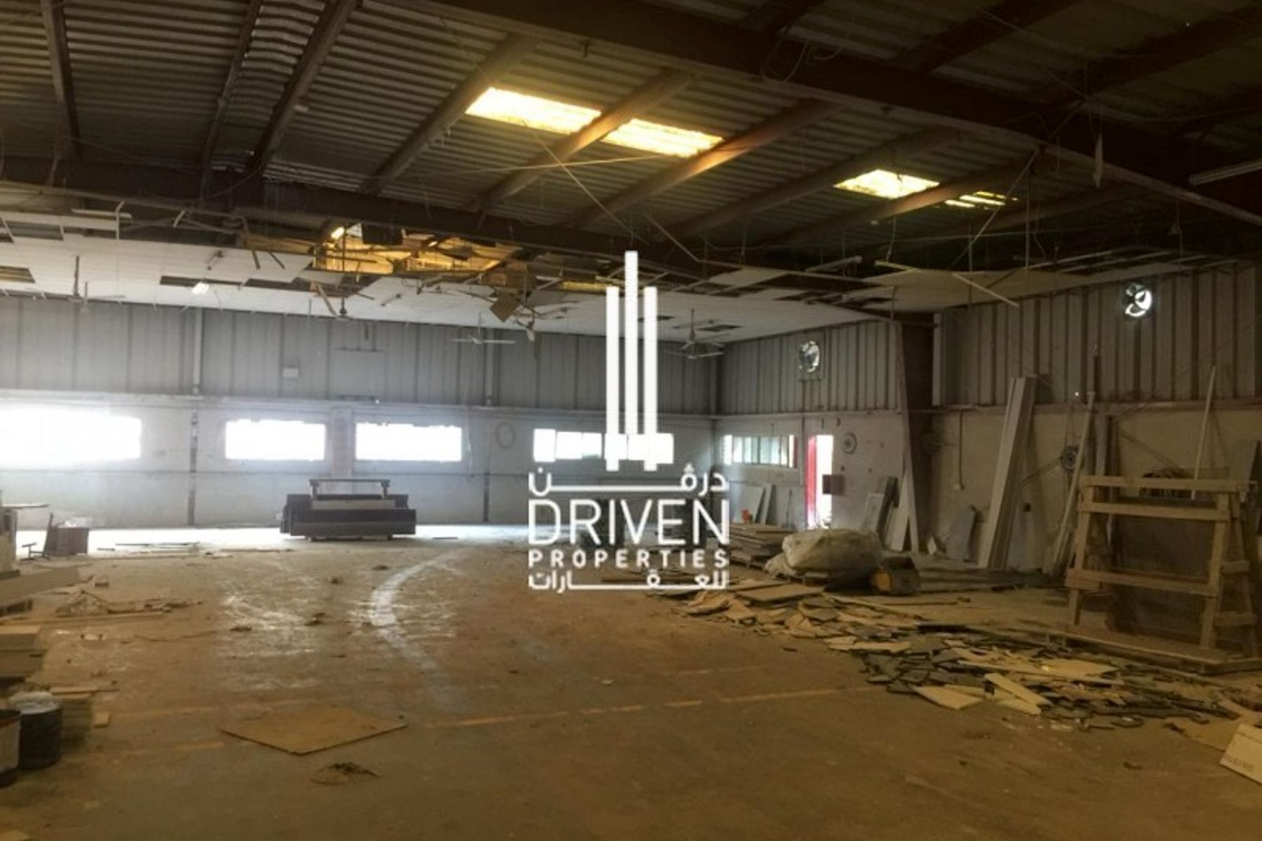 Warehouse for Rent in Al Quoz Industrial Area 1, Al Quoz