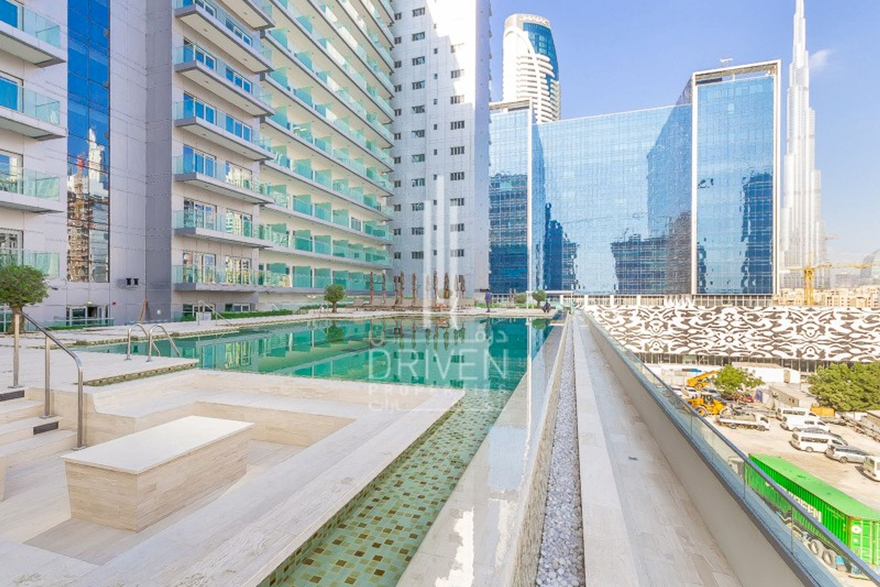 Studio for Rent in DAMAC Majestine, Business Bay