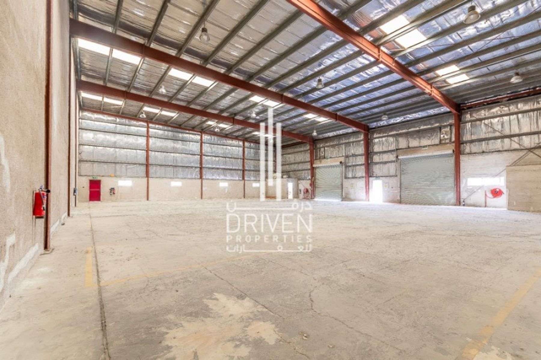 Well-managed Warehouse w / Office In DIP