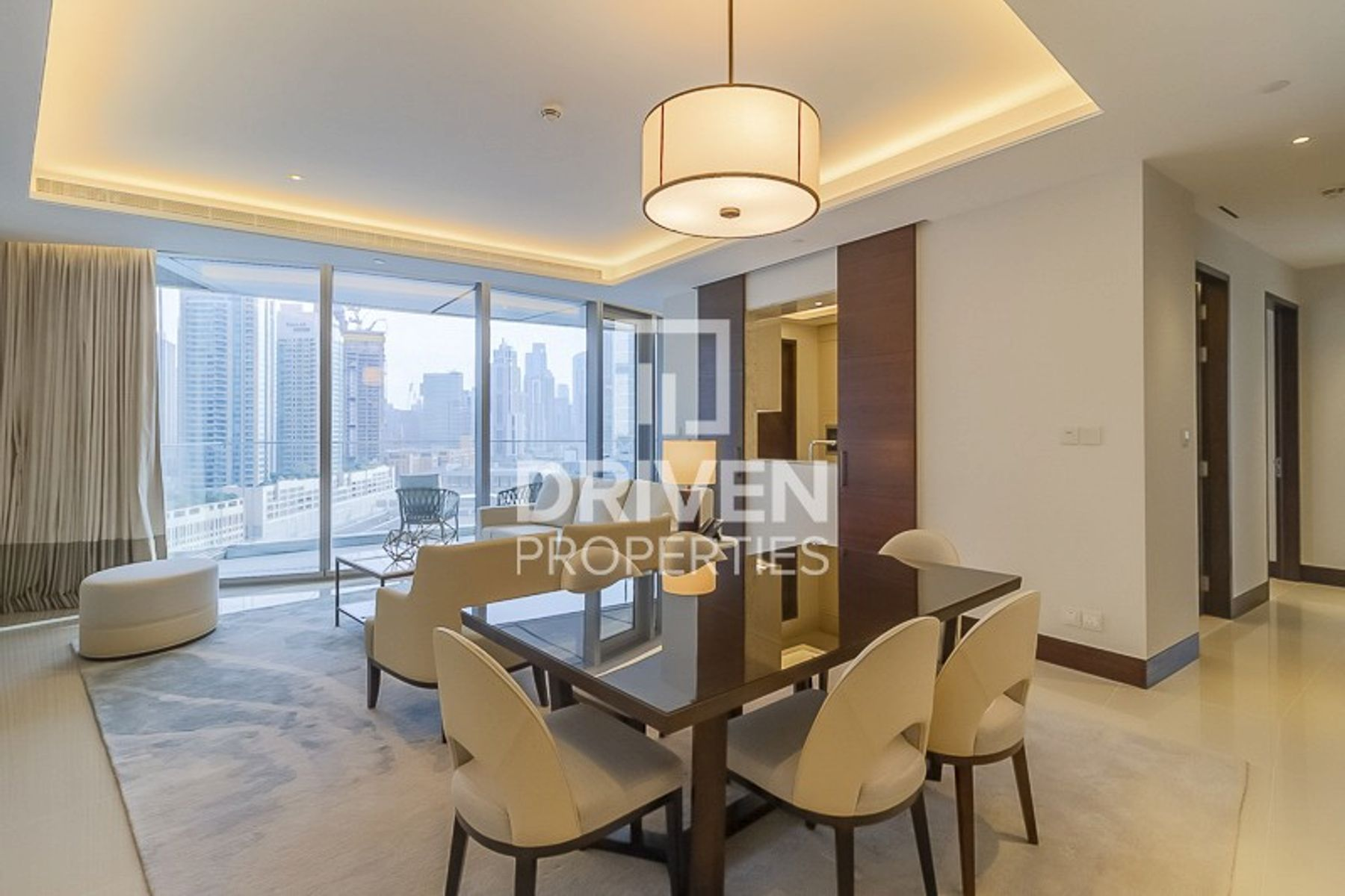 08 Layout | Fully Furnished | 1 Bedroom