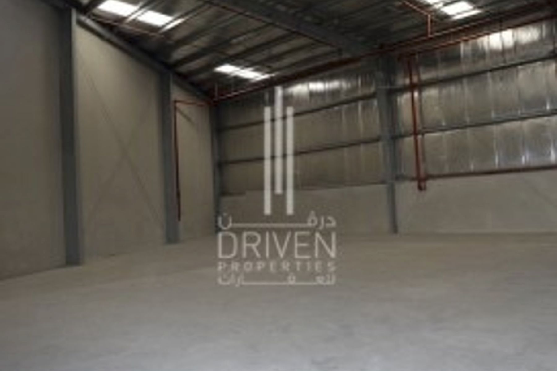 For Sale Furnished Warehouse in Jebel Ali