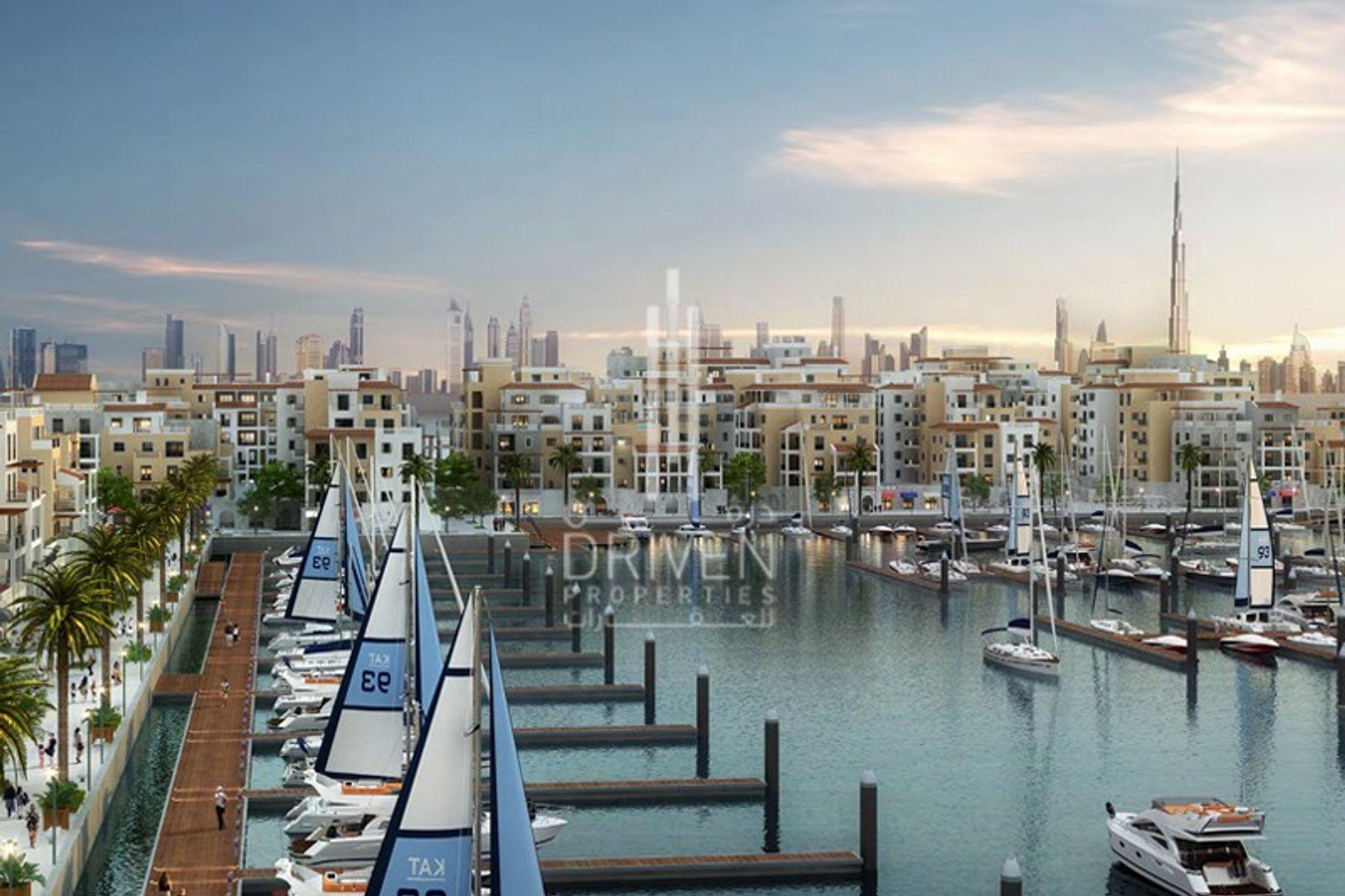 Waterfront 2 Beds   Marina and Sea Views