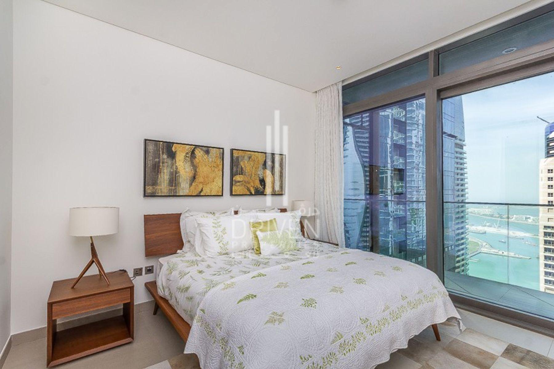 Penthouse for Sale in Marina Gate 1 - Dubai Marina