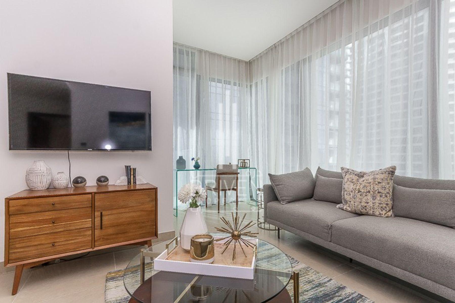 للبيع - شقة - بوابة المارينا 2 - دبي مارينا