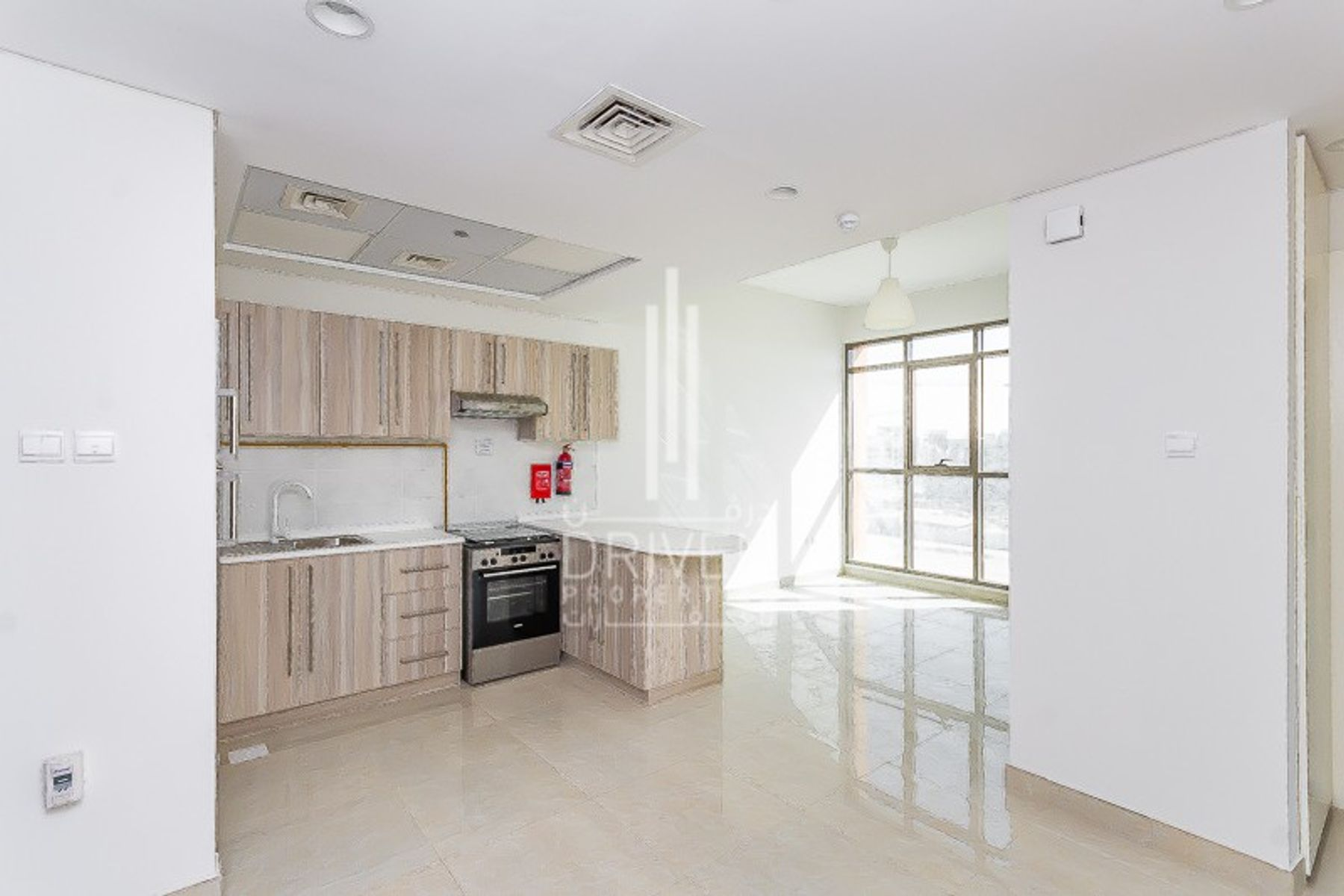 For Sale Brand New Bright 2 BR Apartment