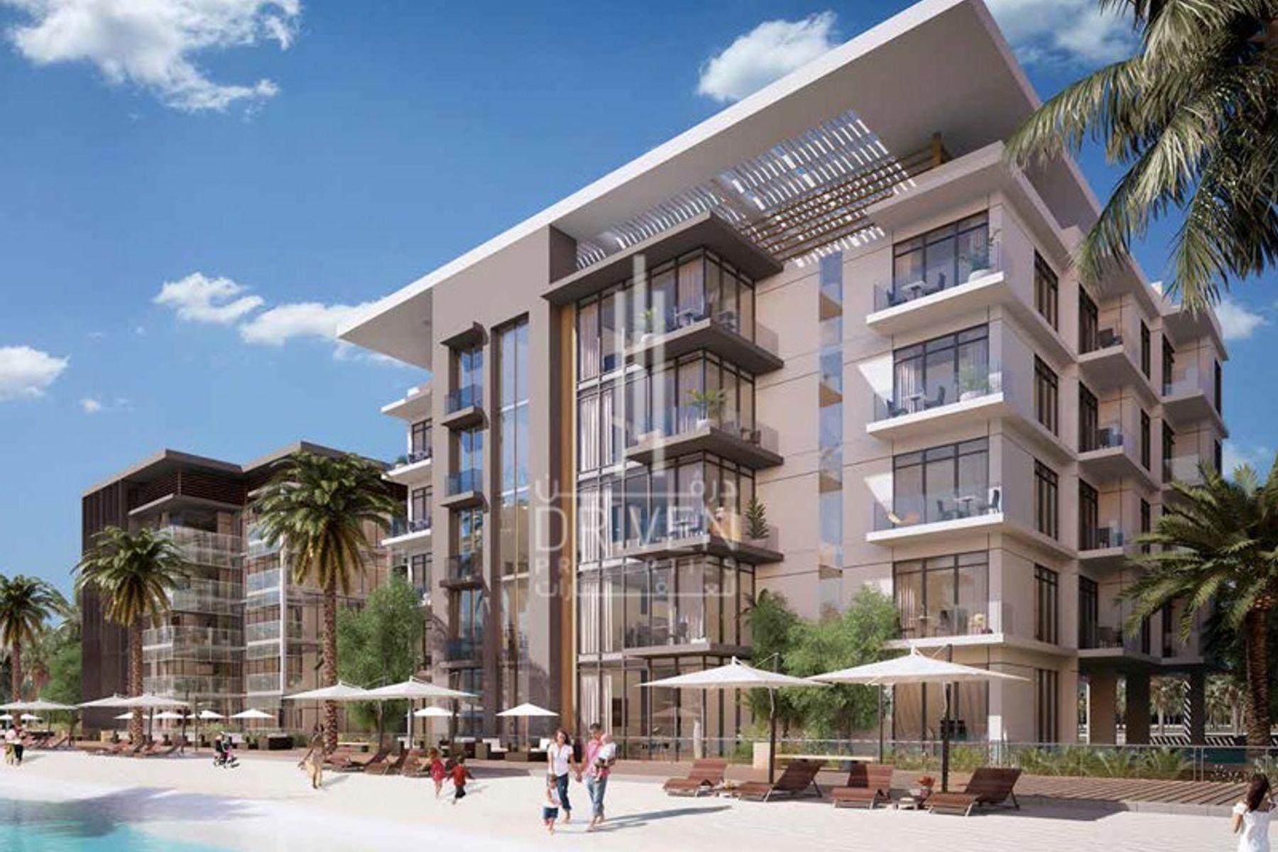 للبيع - مبنى سكني - ذا ريزيدنسز في ديستريكت ون - مدينة الشيخ محمد بن راشد
