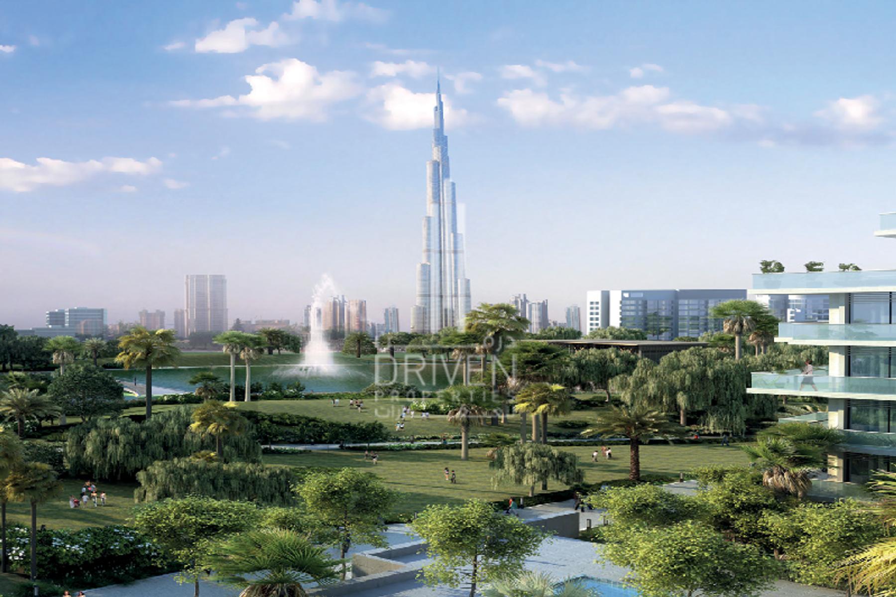 Apartment for Sale in Park Ridge, Dubai Hills Estate