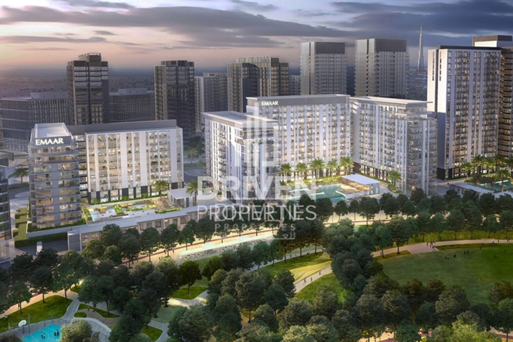 Apartment for Sale in Executive Residences, Dubai Hills Estate