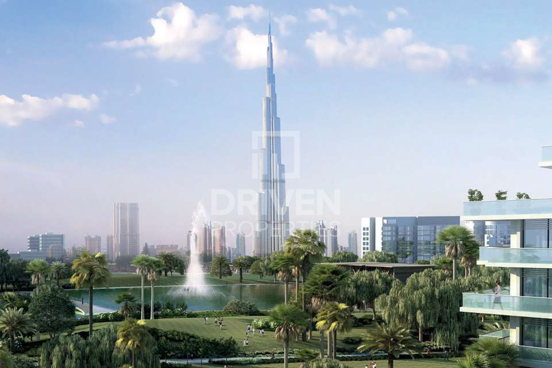 Apartment for Sale in Executive Residences - Dubai Hills Estate