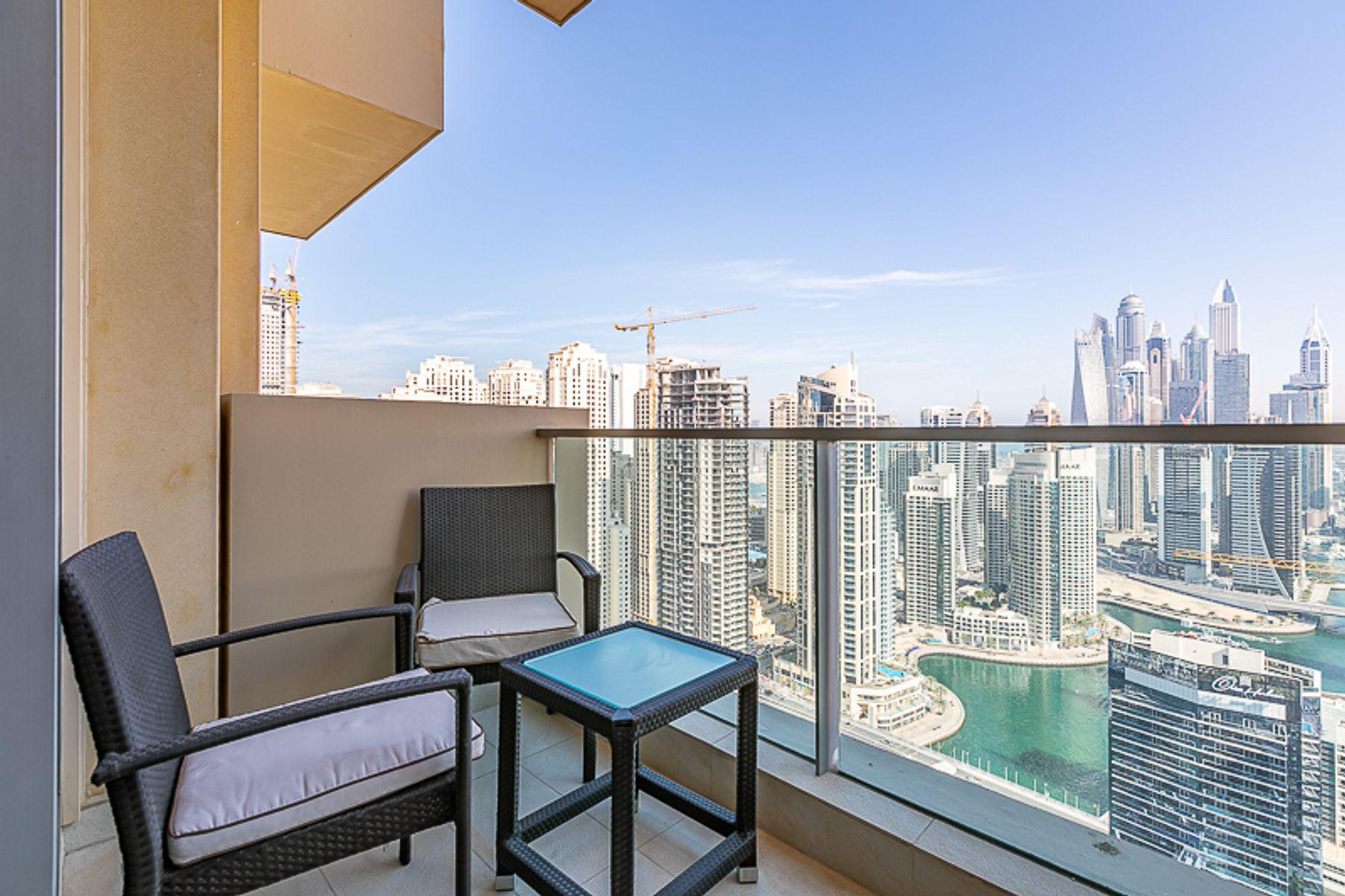 Studio for Sale in The Address Dubai Marina - Dubai Marina
