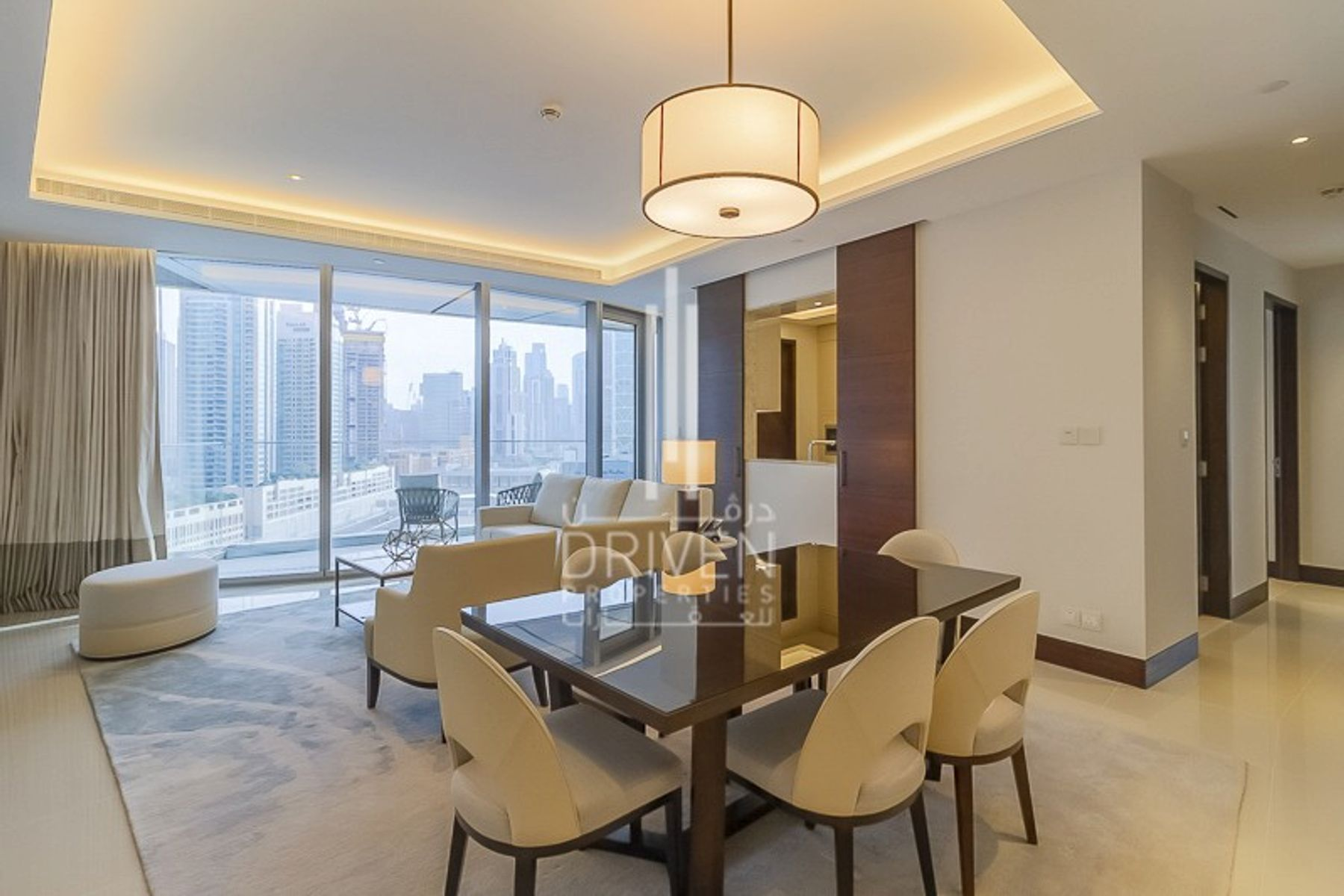 Large Layout 2 Bedroom Burj Khalifa View
