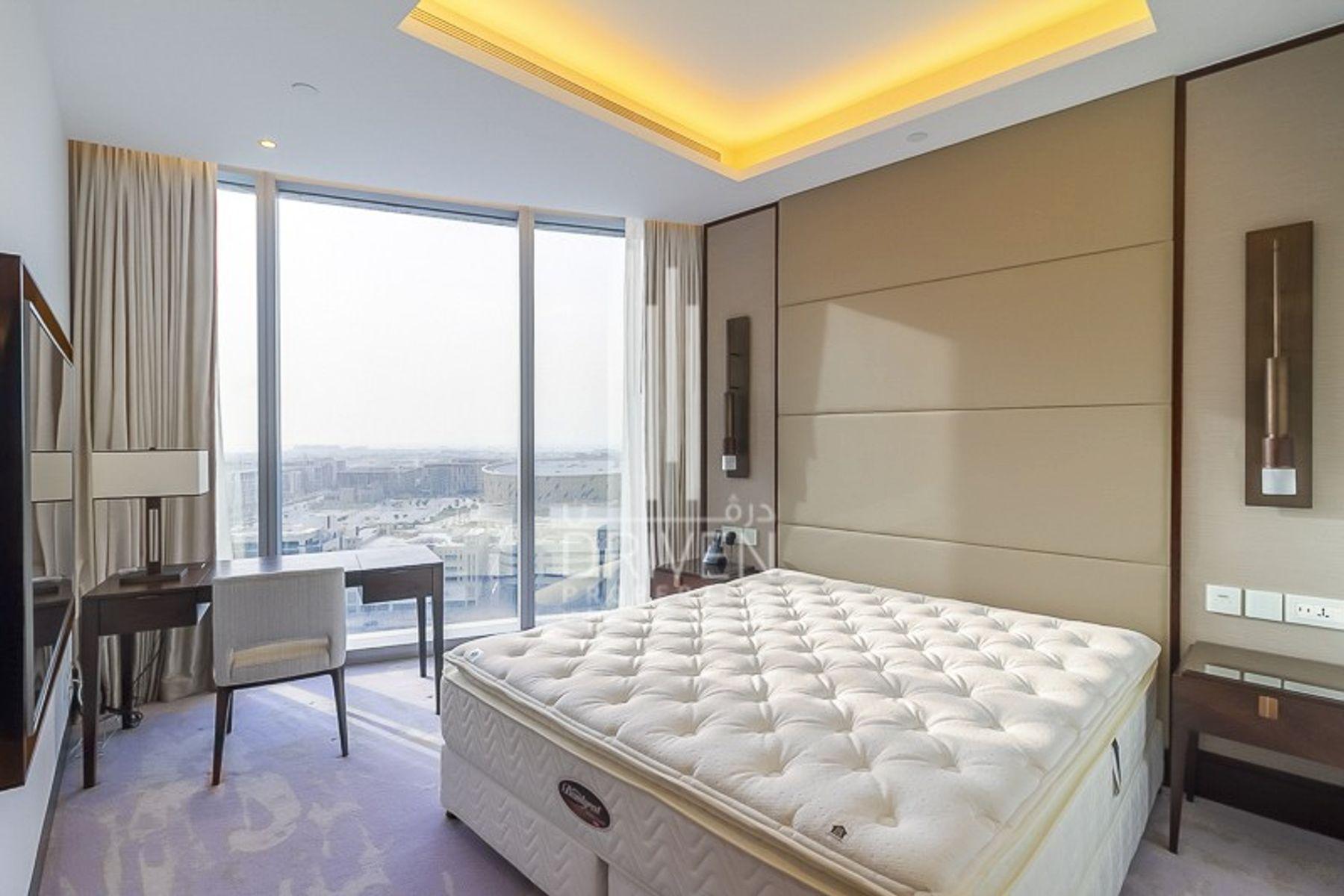 للبيع - شقة - 1 فندق العنوان-سكاي فيو - دبي وسط المدينة