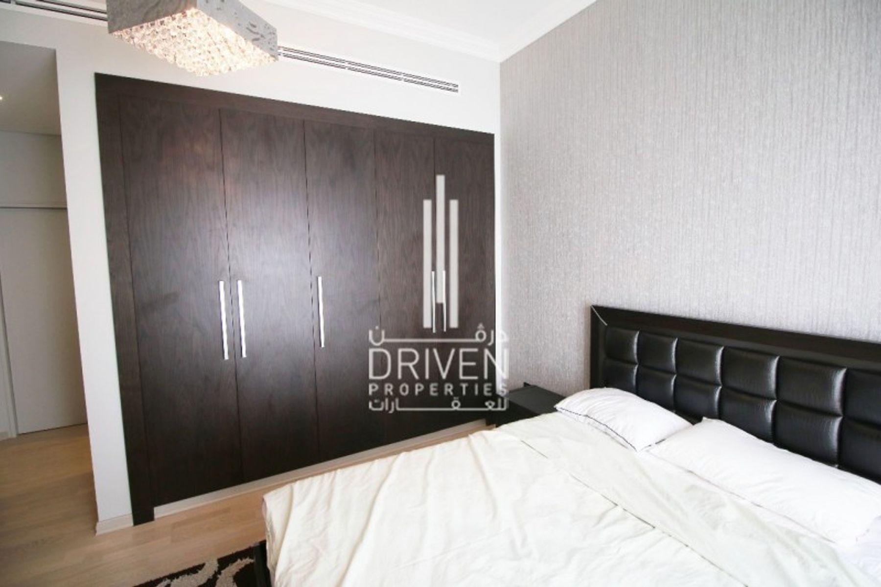 للبيع - شقة - (برج كيان (إنفينيتي - دبي مارينا