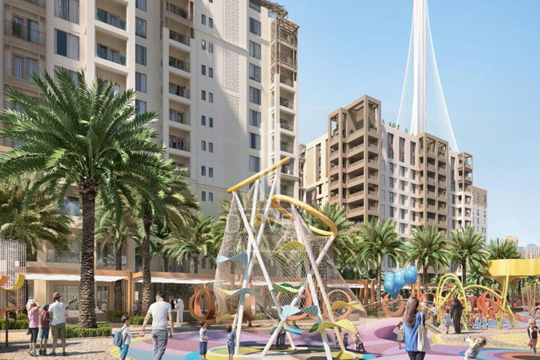 Apartment for Sale in Bayshore, Dubai Creek Harbour