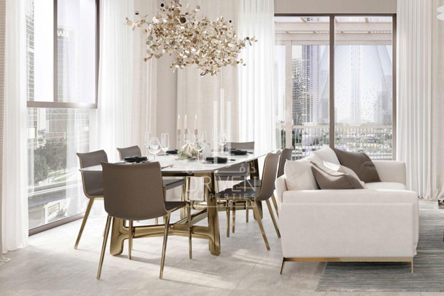 Apartment for Sale in Bayshore - Dubai Creek Harbour