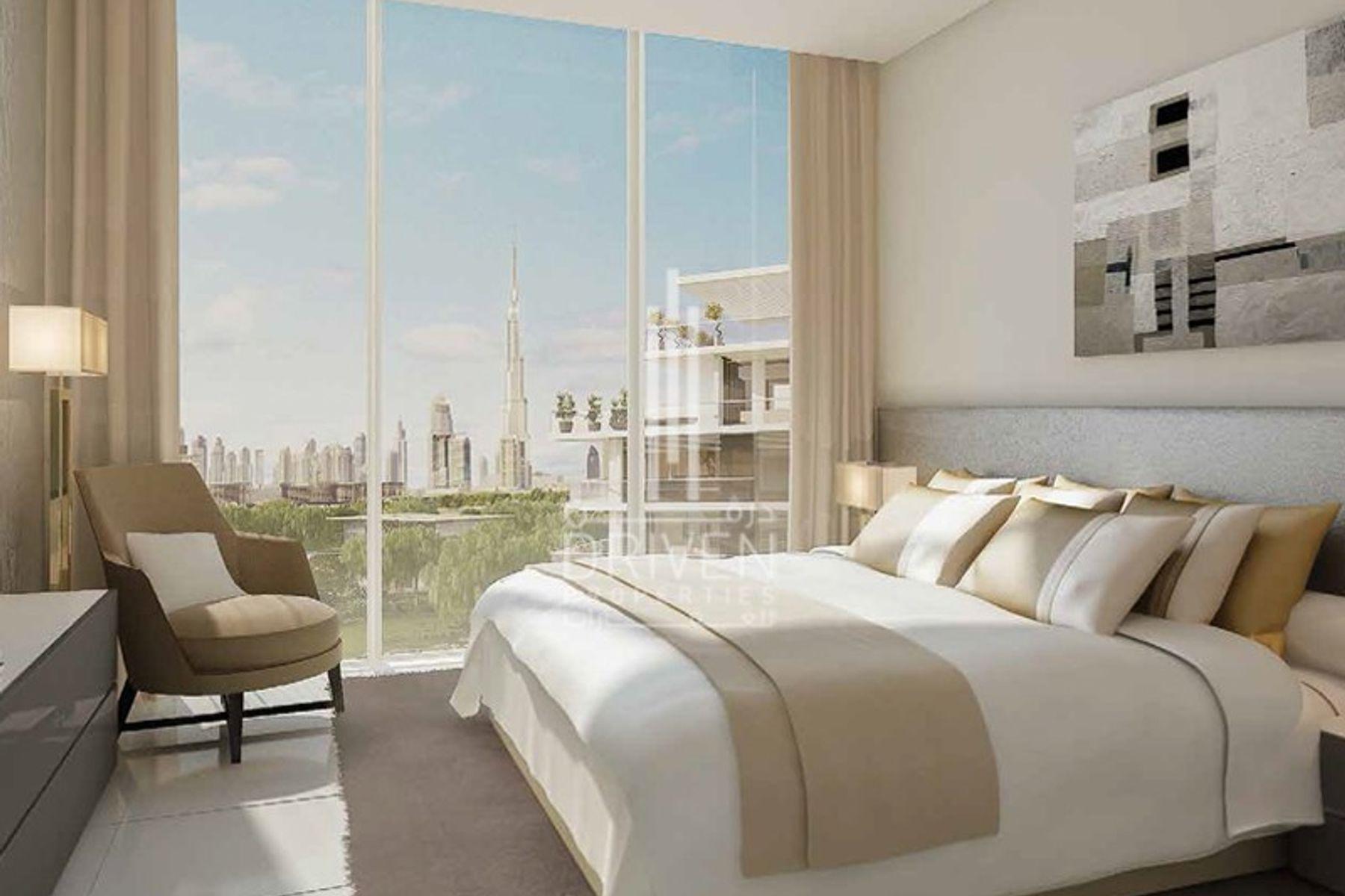 Stylish 2 Beds Apartment | Handover Soon