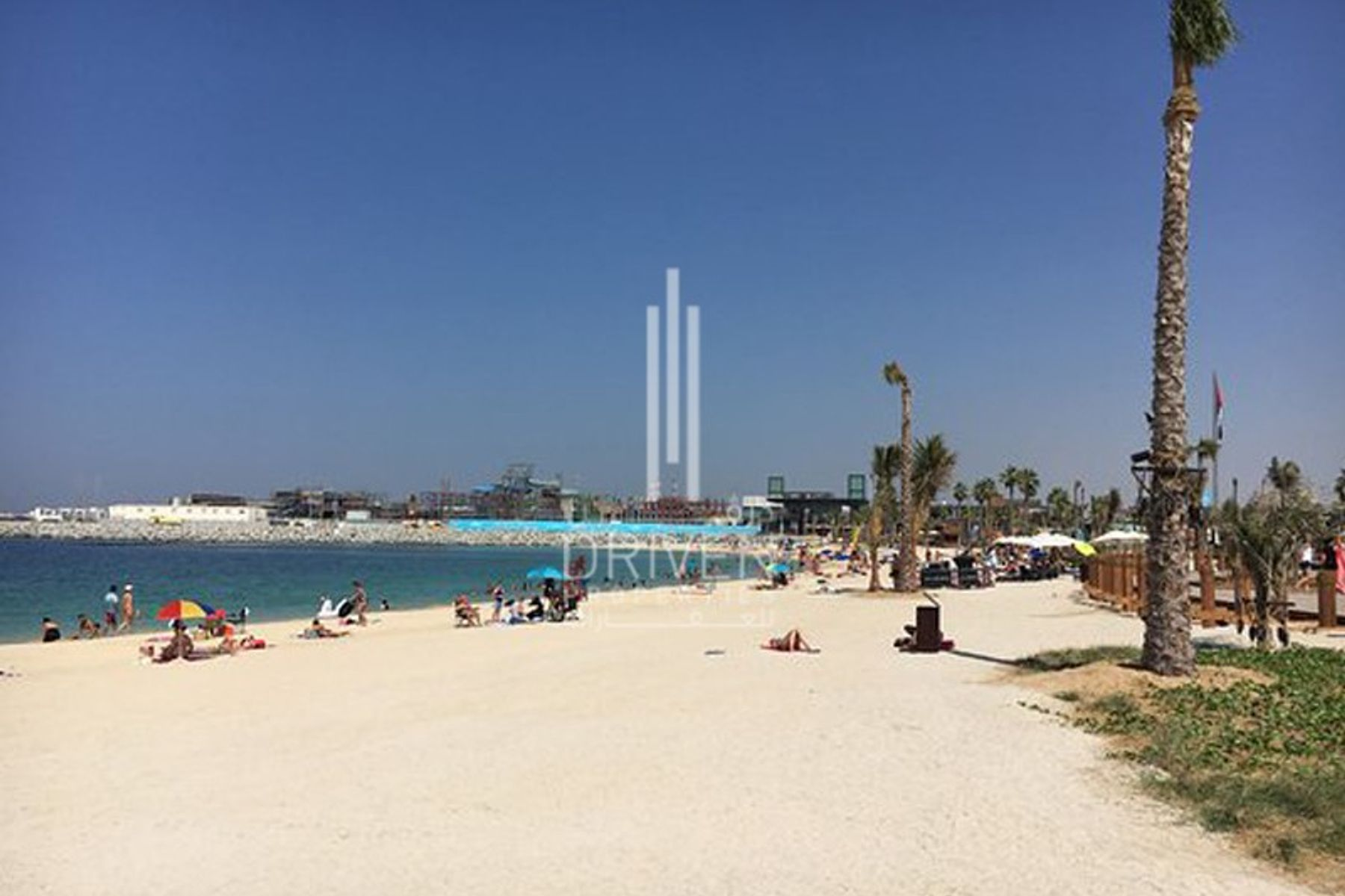 Land Residential for Sale in La Mer South Island, Jumeirah