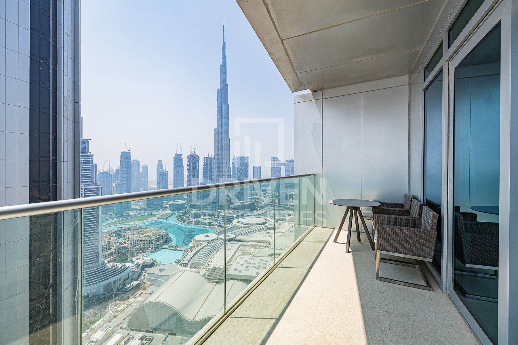 2BR + Study, High Floor & Burj Khalifa View