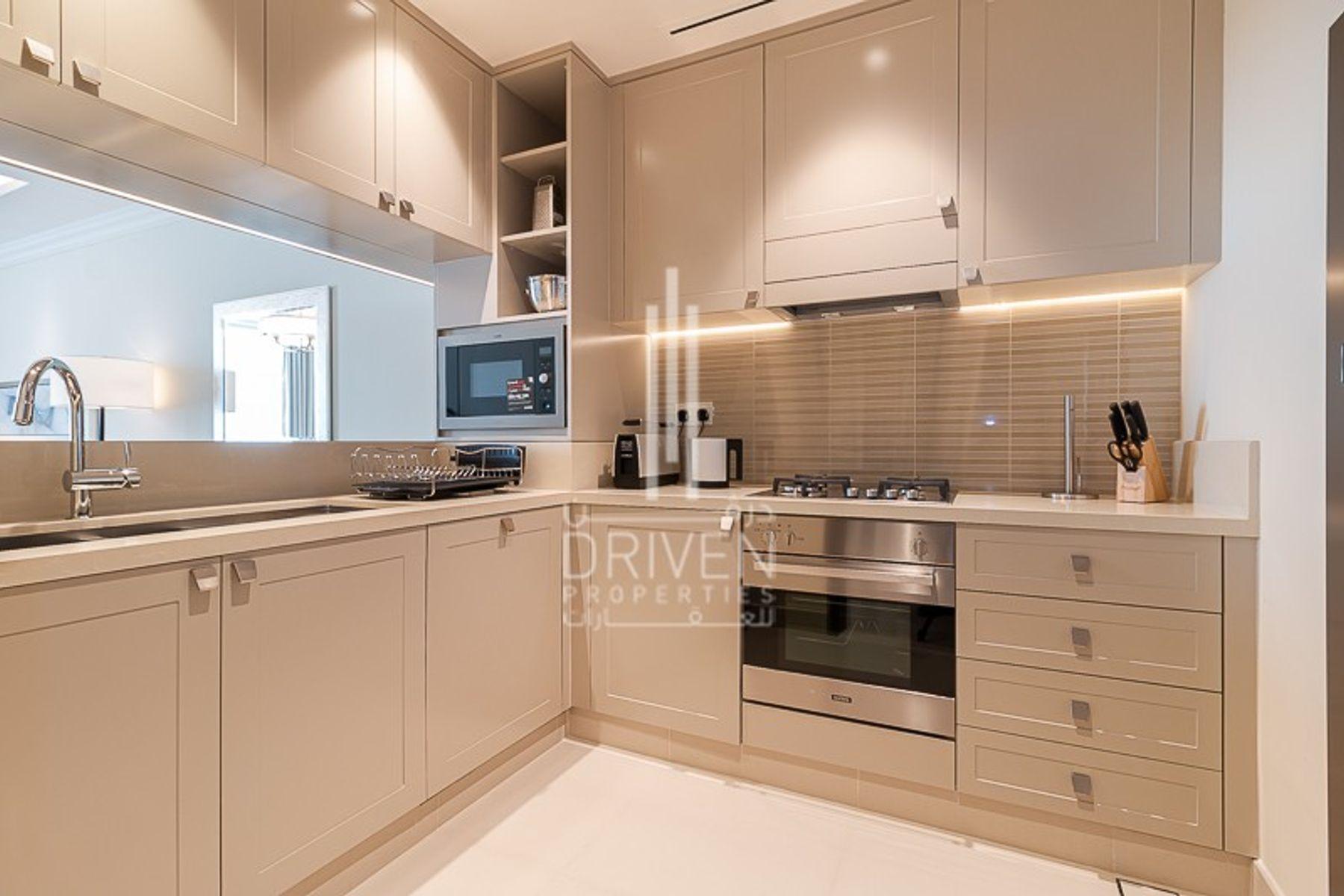 للايجار - شقة - العنوان رزيدنس فاونتن فيوز  2 - دبي وسط المدينة