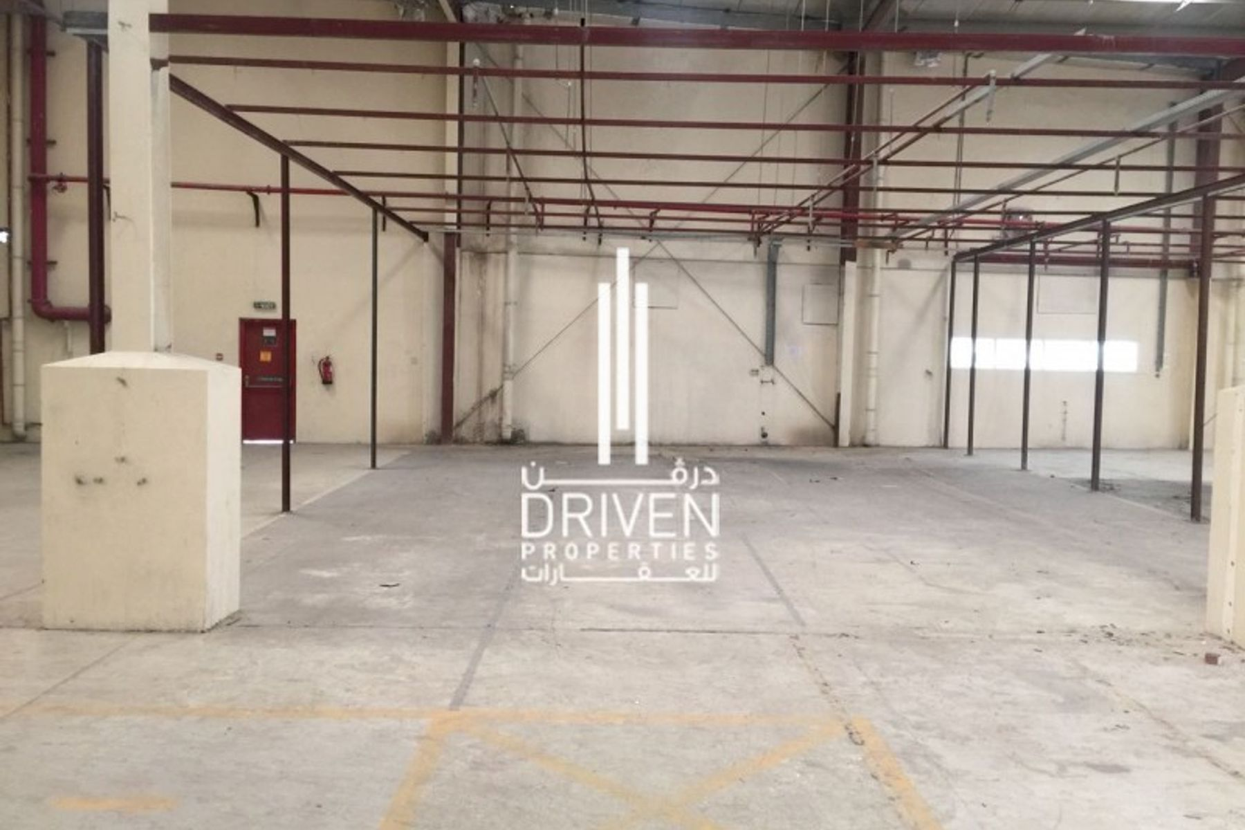 Rent Warehouse with 20% Tax 100KW Al Quoz